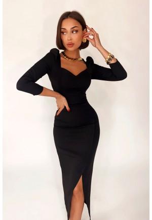 Платье Mirel черное