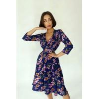 Платье Benni синий