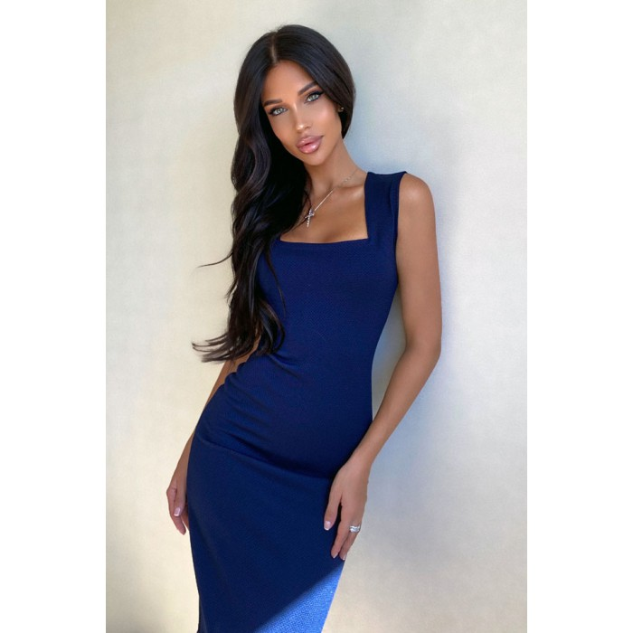 Платье Cool тёмно-синий