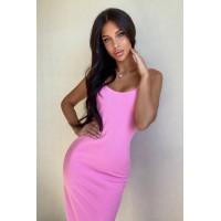 Платье Jane зефирный розовый