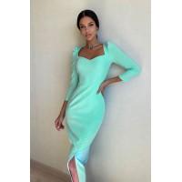 Платье Mirel мятное