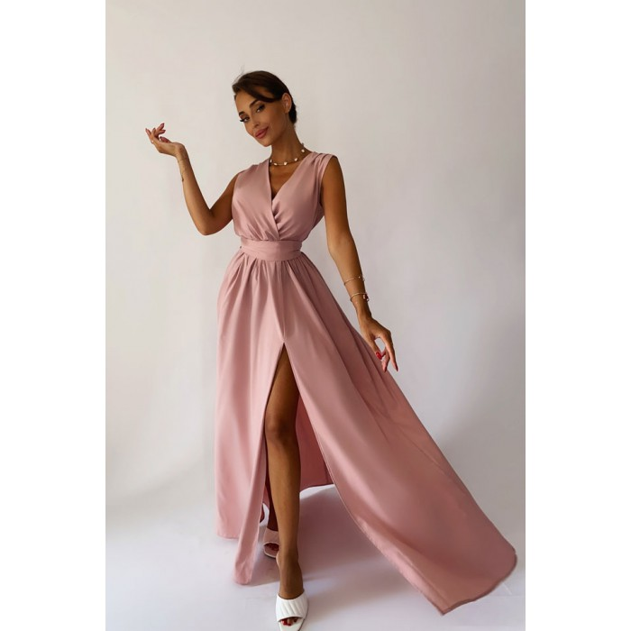 Платье Natal пудра