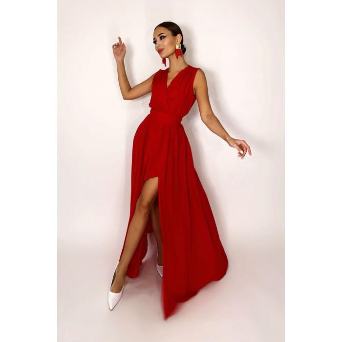 Платье Natal красное