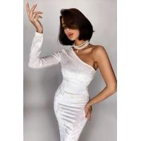 Платье Inel белый