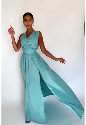 Платье Natal фисташка