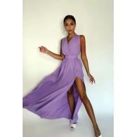 Платье Natal  лиловый