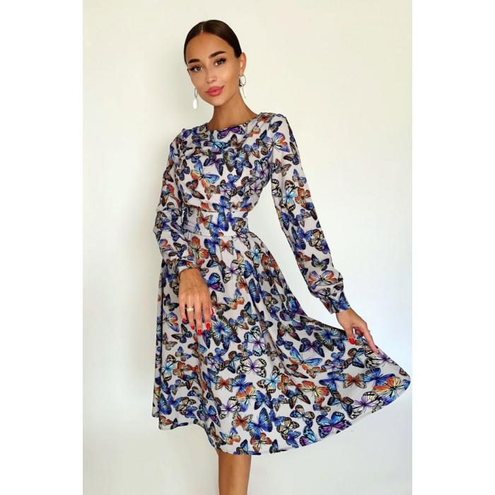 Платье Bloom бабочки