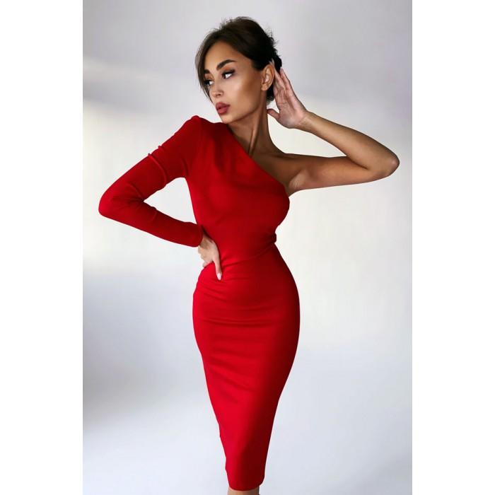 Платье Inel красный