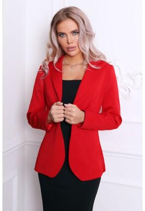 Пиджак Mone красный