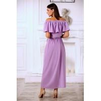 Платье Melony лиловое