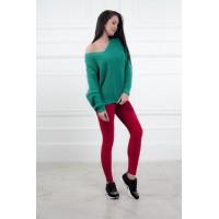 Джемпер Lili (Арт. G14) темно-зеленый