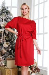 Платье Work красное