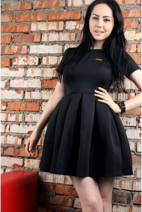 Платье Shanti черное