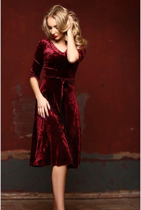 Платье Kasta винный