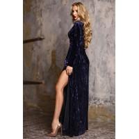 Платье Kameron фиолетовый