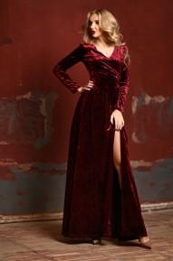 Платье Kameron винный