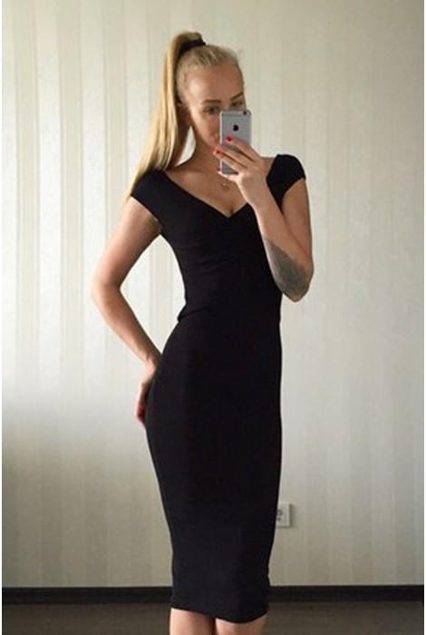 Платье Telica чёрное