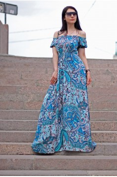 Платье в пол Moxito