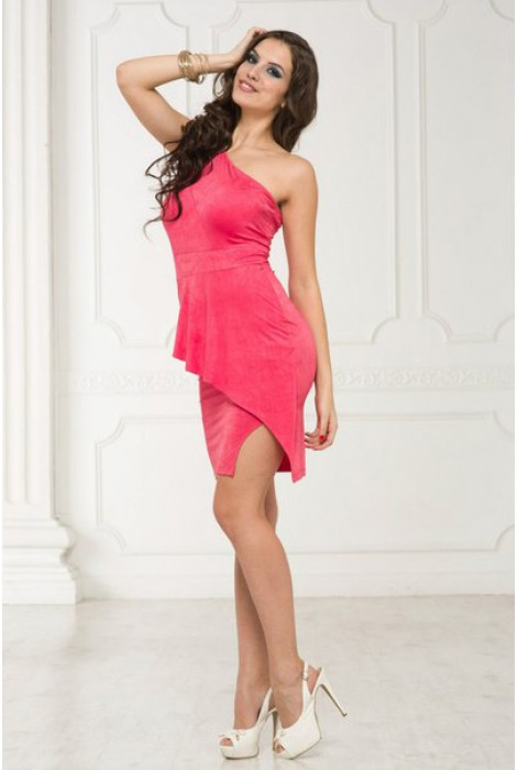 Платье Kate розовое