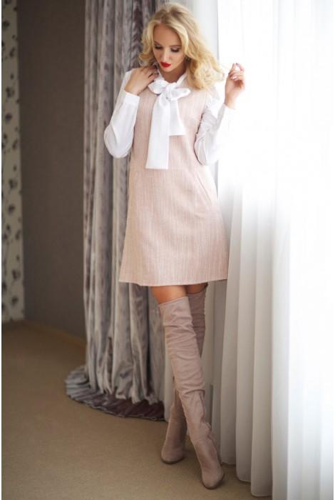 Платье-сарафан Barbi розовое