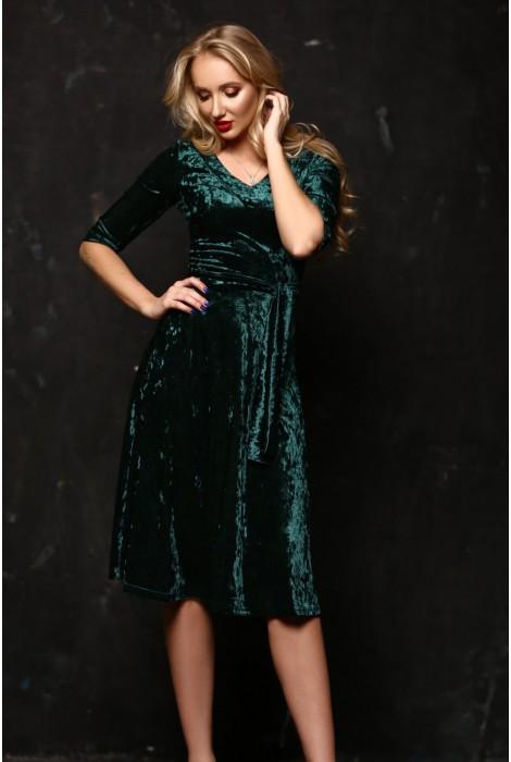 Платье Kasta  изумруд