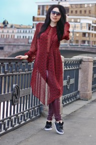 Блуза Amanda