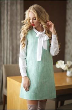 Платье-сарафан Barbi мятное