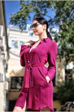 Платье-рубашка Dorni