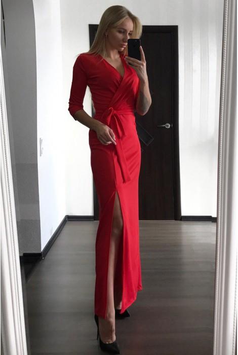 Платье Taina красное