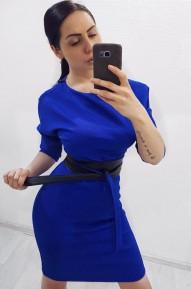 Платье Alure синие
