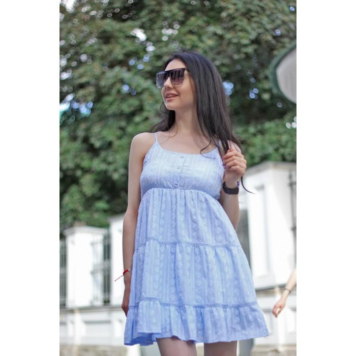 Платье Bani голубое