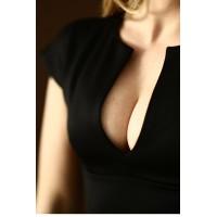Платье Beiton черное