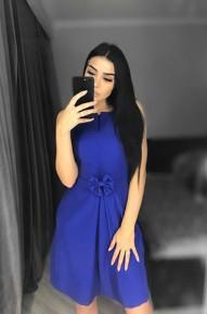 Платье Bant синий Series