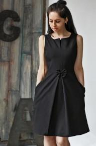 Платье Bant черный