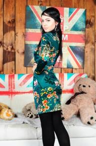 Платье-футляр Bellis