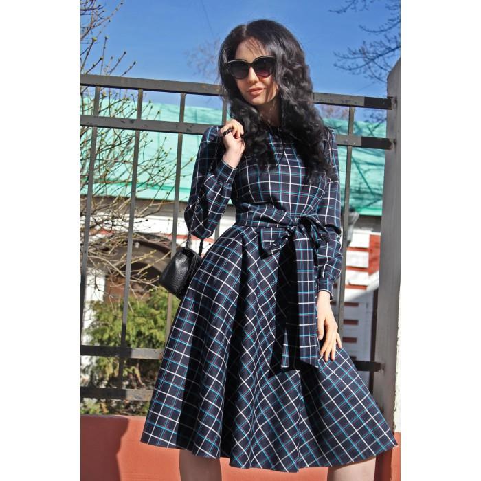 Платье Class синие