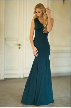 Платье Cornett изумрудное