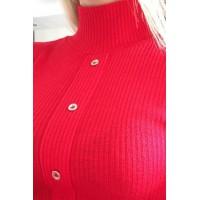 Красное платье Dairik