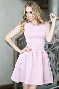Платье Dami розовое