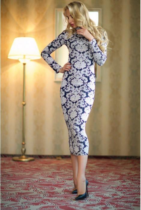Платье Delica