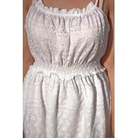 Платье Iden белое