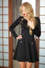 Платье Kaiton черное