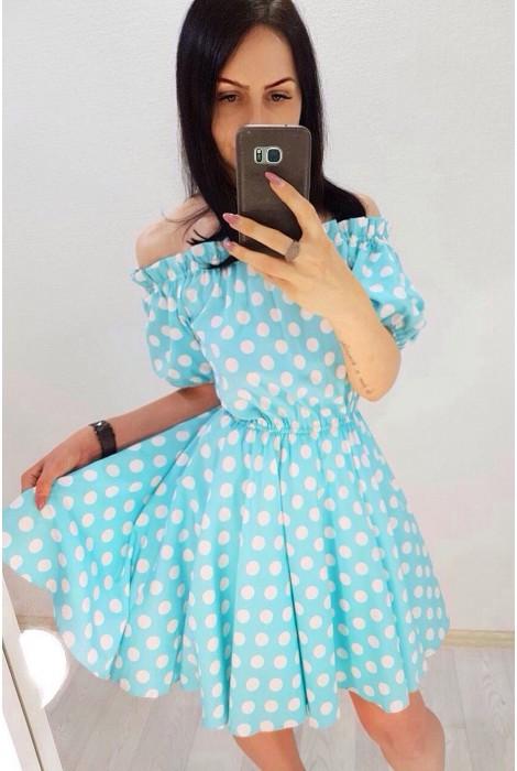 Платье с пышной юбочкой Kitty