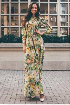 Платье в пол Misreria