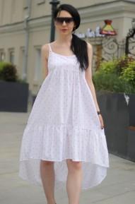Платье Mirel белый Series