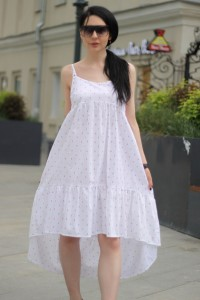 Платье Mirel белый