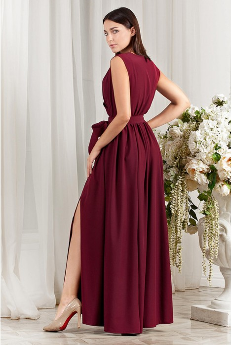 Платье Natal марсала