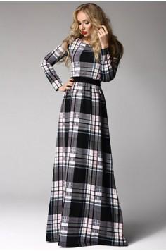 Платье в пол Kerry макси