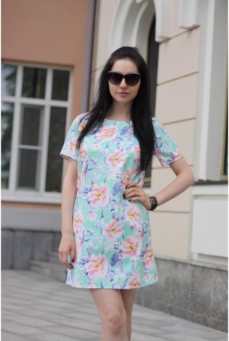 Платье А-силуэта Asil