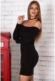 Платье Karina черное